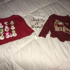 Shirts & Tops - Christmas Shirt Bundle ❤️5 for $25❤️